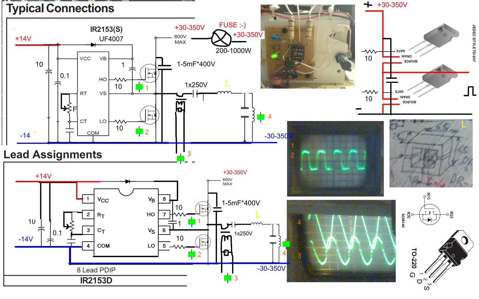Индукционные нагреватели для дома схемы