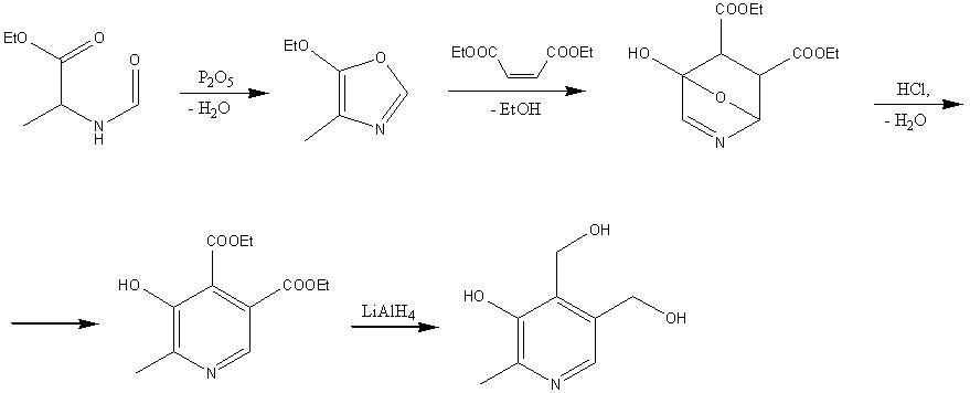 Пиридоксин фото